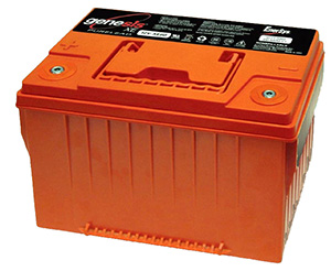 Lead Acid rechargeable batteries from EnerSysGenesis